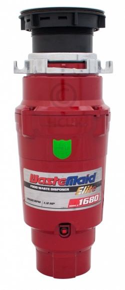 WasteMaid Elite 1680 - 'Standard' Food Waste Disposer
