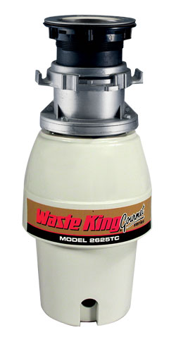 Waste King Gourmet Model 2625TC - Waste Disposer