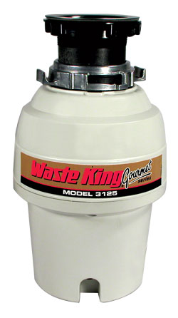 Waste King Gourmet Model 3125 - Food Waste Disposer