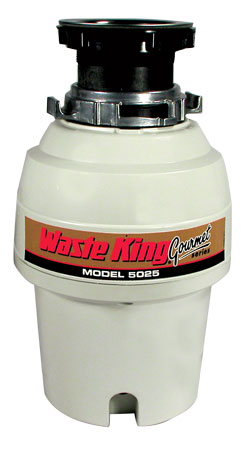 Waste King Gourmet Model 5025 - Food Waste Disposer