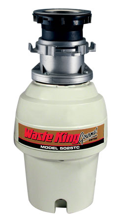 Waste King Gourmet Model 5025TC - Food Waste Disposer