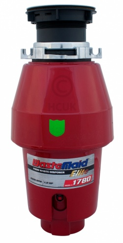 WasteMaid Elite 1780-AS- 'Mid-Duty' Food Waste Disposer