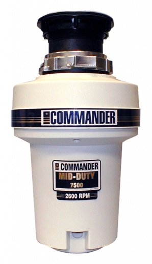 Commander Mid-Duty 7500/7400 Waste Disposer
