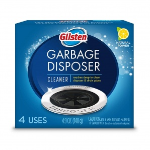 Waste Disposer Care Cleaner (2 Packs / 8 Sachets)