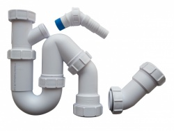 Universal Plumbing Kit for Waste Disposers