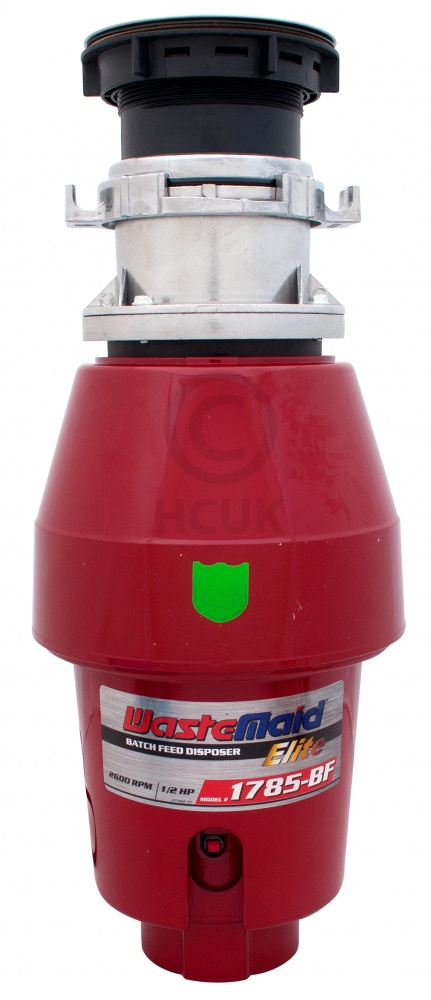 WasteMaid Elite 1785 BF - 'Mid-Duty' BATCH FEED Waste Disposer