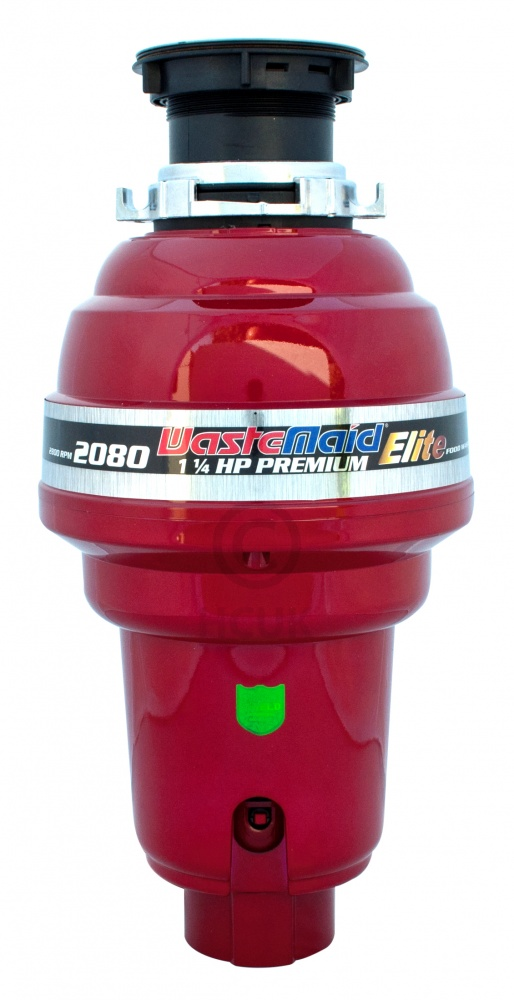 WasteMaid Elite 2080-AS - 'Premium' Food Waste Disposer