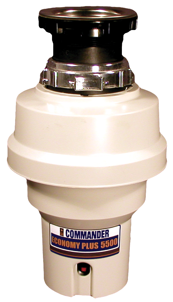 Commander Economy Plus 5500 Waste Disposer