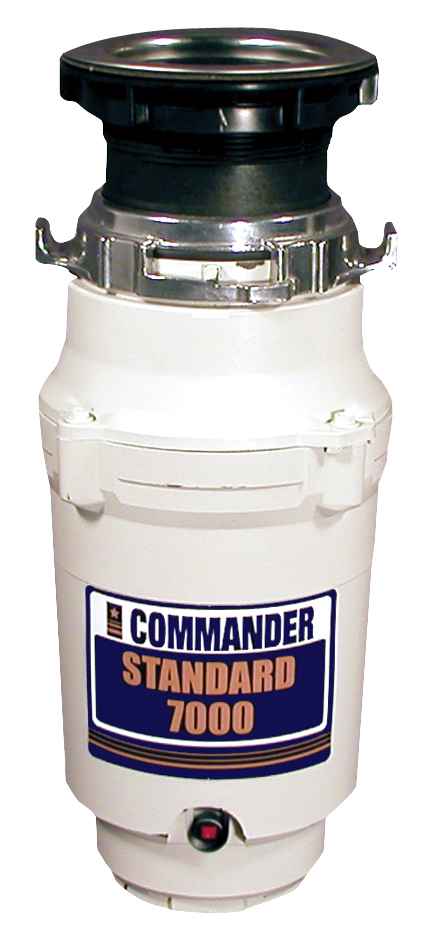 Commander Standard 7000 Waste Disposer