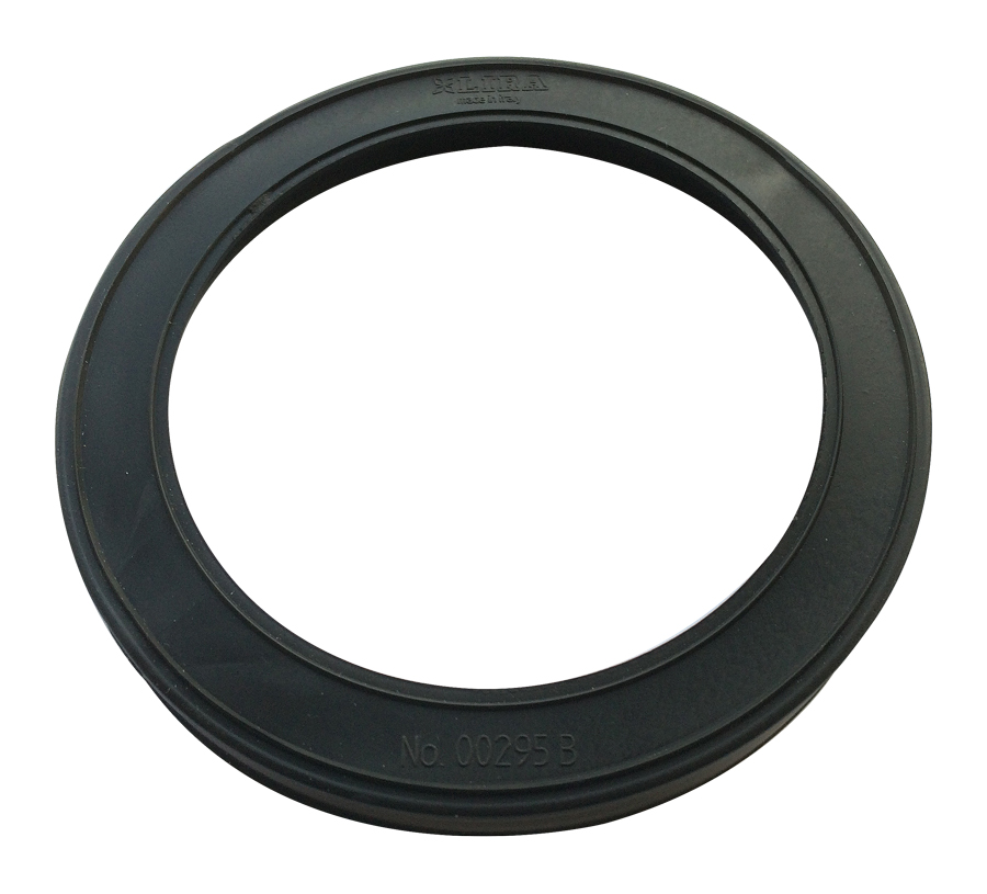 Large Seal / Washer for LIRA Waste Kit (No. 00295 B) - Black PVC