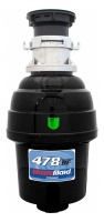 WasteMaid 478 BF - 'Deluxe' BATCH FEED Waste Disposer