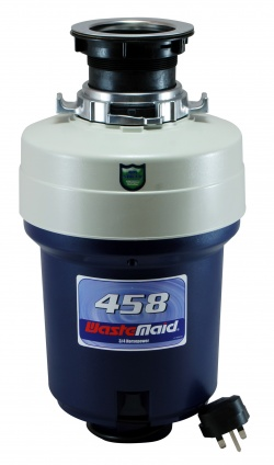 WasteMaid 458 - Deluxe Food Waste Disposer