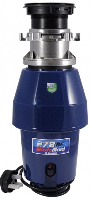 WasteMaid 278BF - Batch Feed Waste Disposer (Online Exclusive)